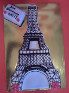 Eiffel-torony formatorta