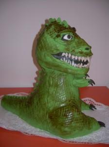 T-Rex formatorta
