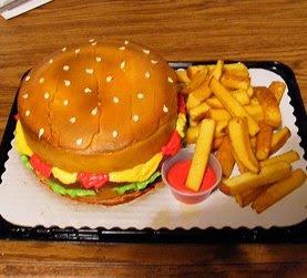 Hamburger formatorta