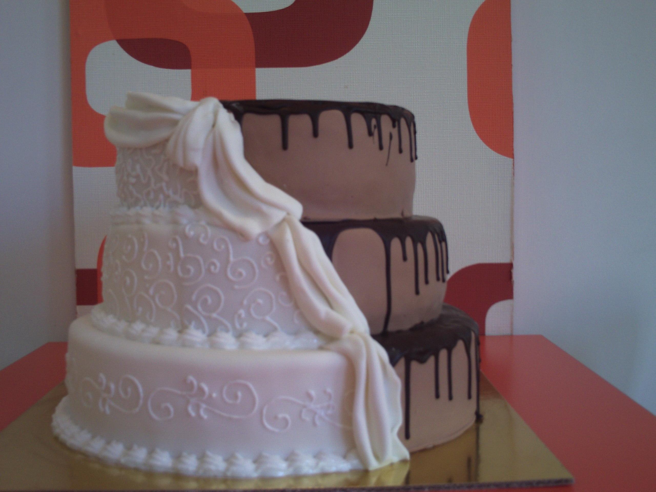 egyedi esküvői torta Légy egyedi!   Esküvői torta ajánlataink   Édességek tárháza   Art  egyedi esküvői torta
